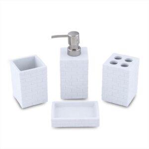 Набор аксессуаров LINENS PAULET для ванной комнаты