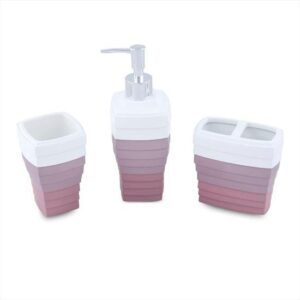 Набор аксессуаров LINENS CARMITA для ванной комнаты