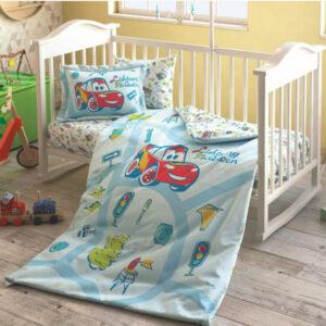 Постельное белье TAC DISNEY CARS TRAFFIC BABY младенцам
