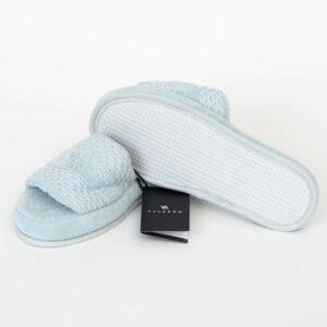 Тапочки VALERON mint