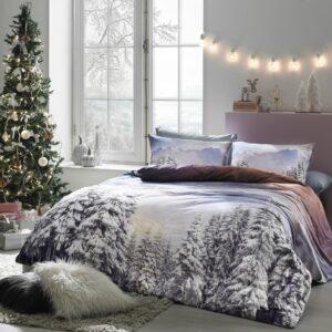 Постельное белье Linens Winter tk mavi