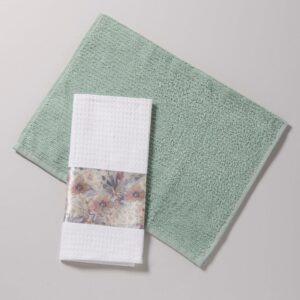 Набор кухонных полотенец Linens Botanist