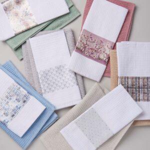 Набор кухонных полотенец Linens Orissa
