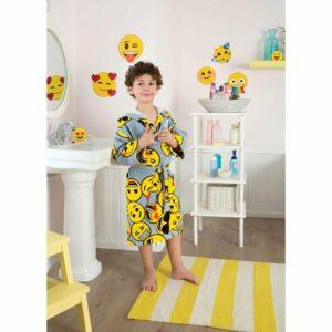 Халат детский TАС Emoji (8-10лет)