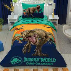 Постельное белье TAC Disney Jurassic world camp