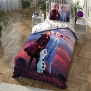 Постельное белье TAC Disney Frozen 2 Autumn